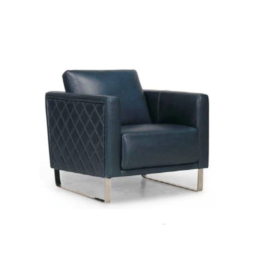 CONTEMPO LEATHER ARM CHAIR