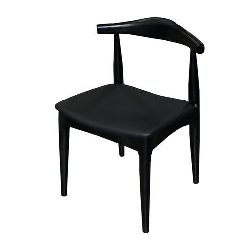 REPLICA ELBOW CHAIR BLACK