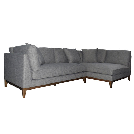 LOGAN MODULAR RHF RETURN CHAISE
