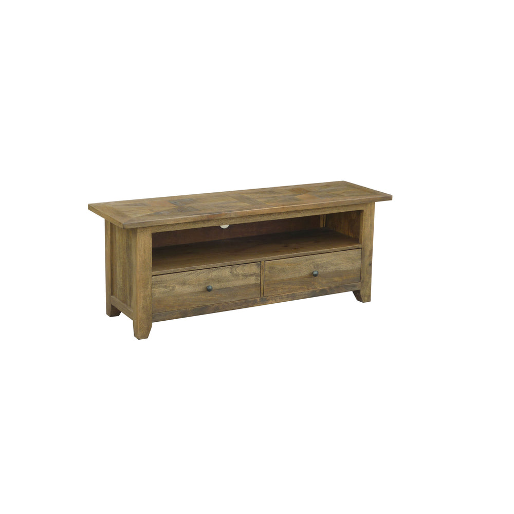 PARQUETRY TV UNIT - SMALL