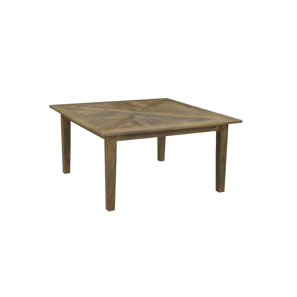 PARQUETRY DINING TABLE SMALL