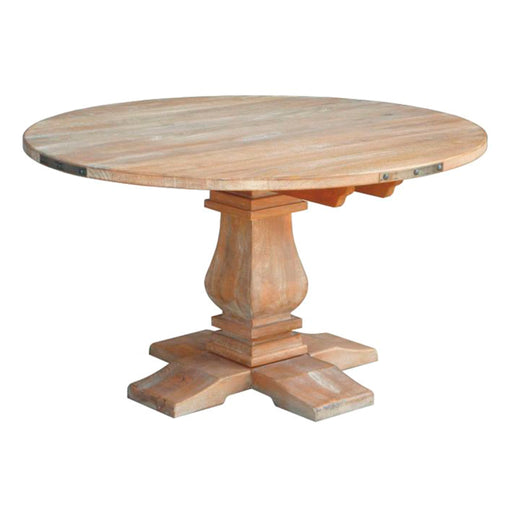 UTAHNEE ROUND DINING TABLE