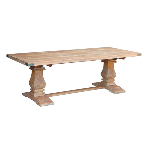 UTAHNEE LARGE DINING TABLE
