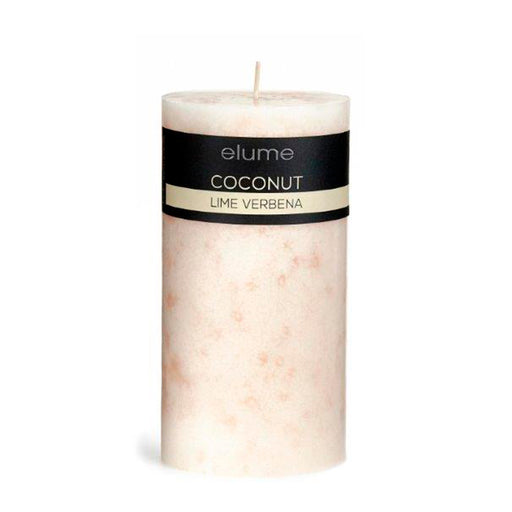 COCONUT LIME VERBENA CANDLE 3x6 inch