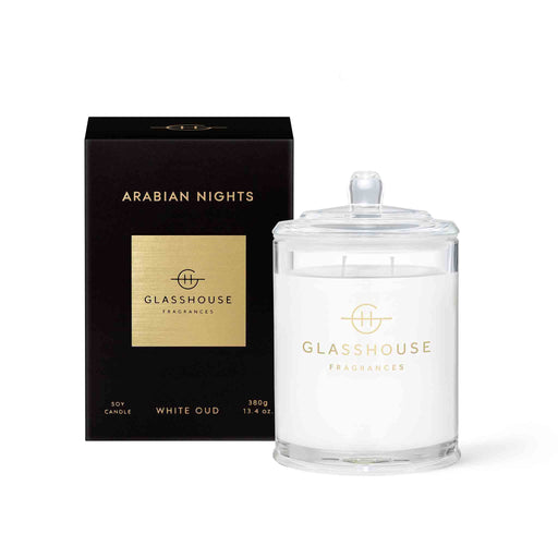 ARABIAN NIGHTS CANDLE 380G