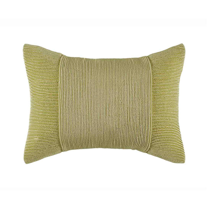 TUXEDO SAGE RECTANGLE CUSHION