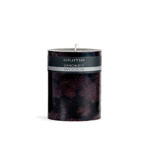 SMOKEY WOODS 3x3 CANDLE
