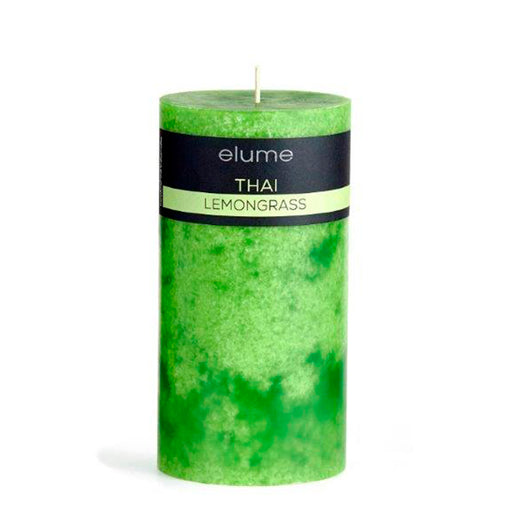 THAI LEMONGRASS CANDLE 3x6 inch