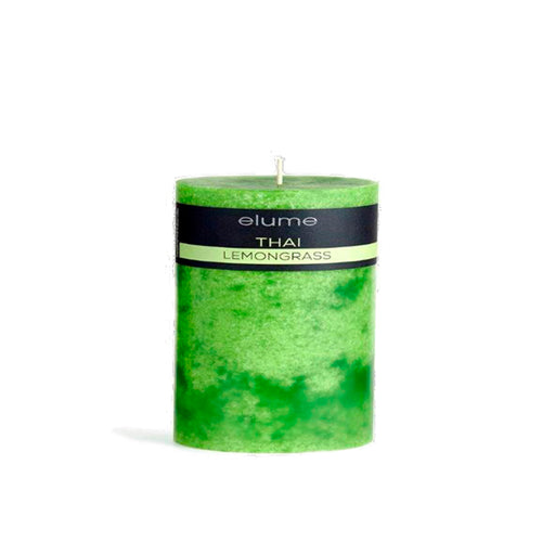 THAI LEMONGRASS 3x3 CANDLE