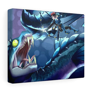 SneegSnag Serpent Canvas Wrap