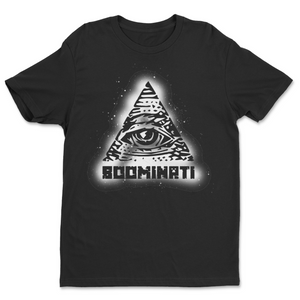 SMPEarth VoiceOverPete Boominati Spray Paint Tee