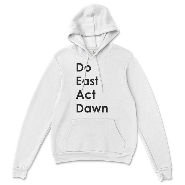 ComplexlyRoss Do East Act Dawn Hoodie