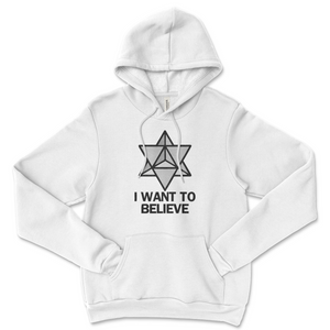 SMPEarth ARG I want to Believe Hoodie