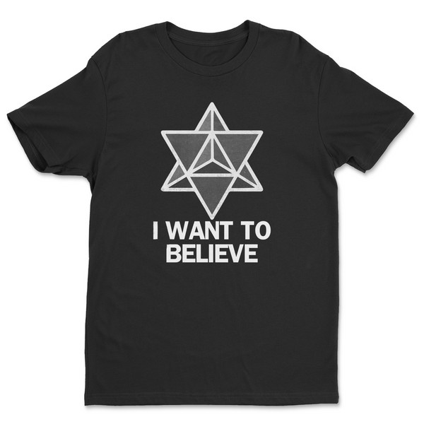 SMPEarth ARG I want to Believe Tee