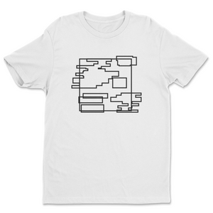 SMPEarth Line Art Tee