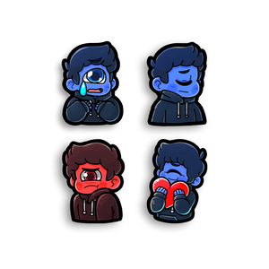 Krinios Emote Stickers