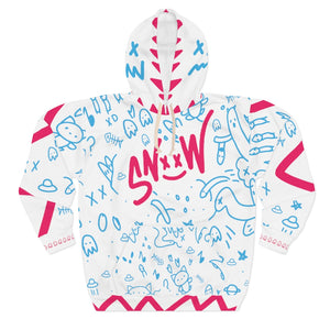 Prowler MK2 All Over Print Hoodie