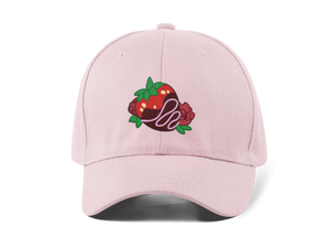 Roseriie Strawberry Hat