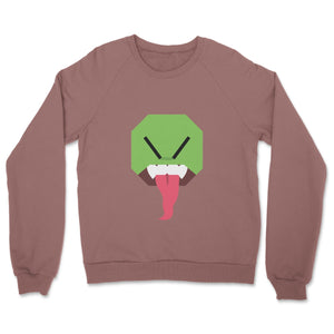 InkTea Greenie Sweatshirt