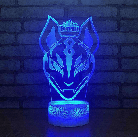 lampe fortnite nomade