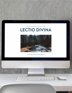 Growing Deeper in God's Word: Lectio Divina Online Course
