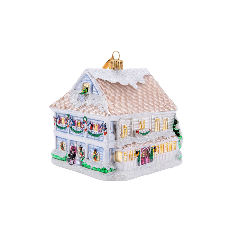 The Inn at Little Washington Christmas Ornament