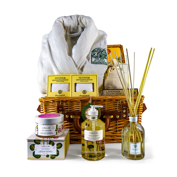 The Ultimate Signature Pampering Gift Basket