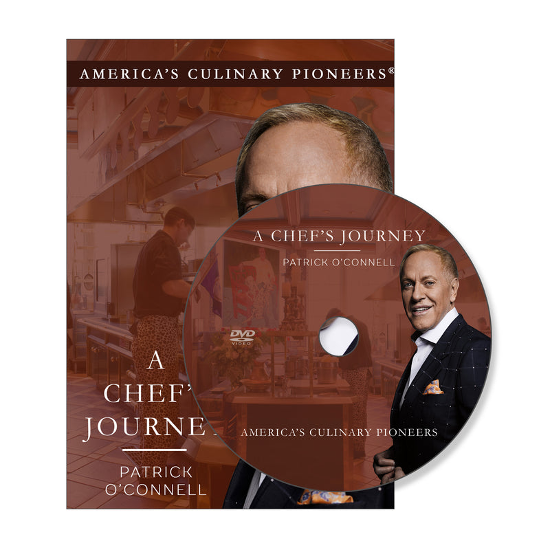 A Chef's Journey: America's Culinary Pioneers DVD