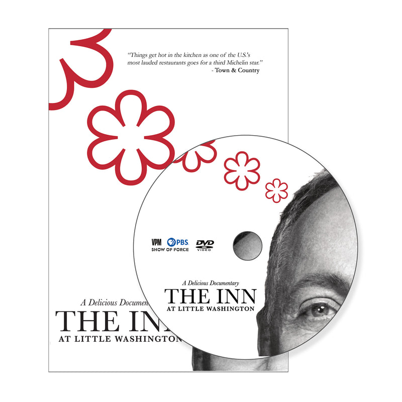 The Inn at Little Washington: A Delicious Documentary DVD