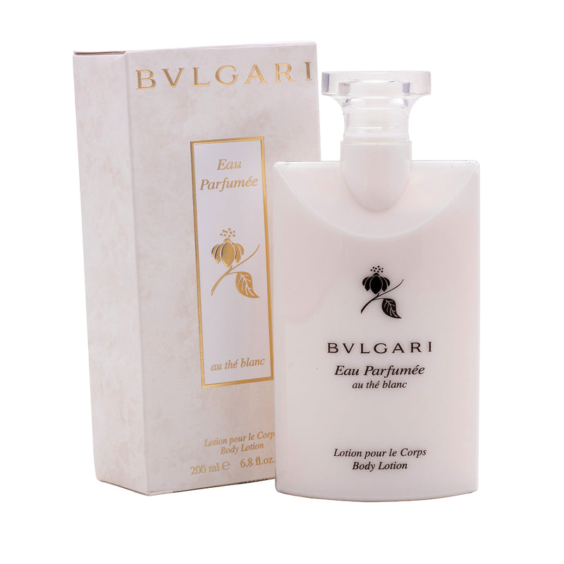 Bvlgari White Tea Body Lotion