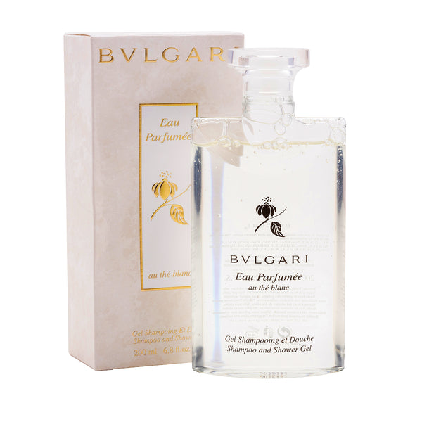 Bvlgari White Tea Shower Gel
