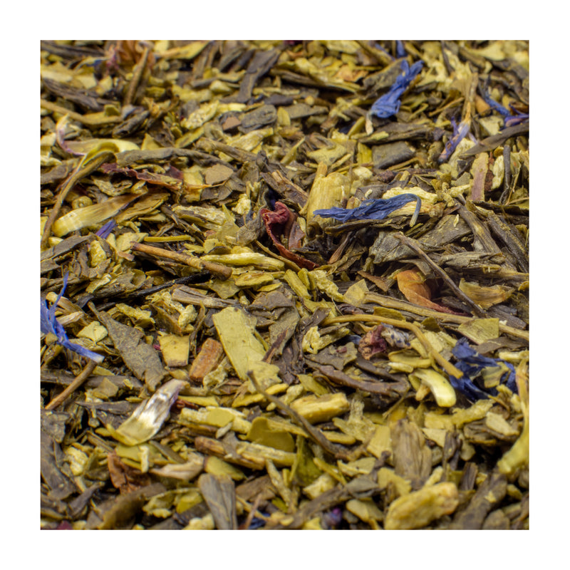 Italian Green Almondine Tea
