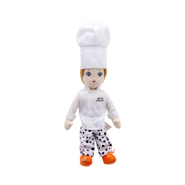Chef Patrick O'Connell Doll