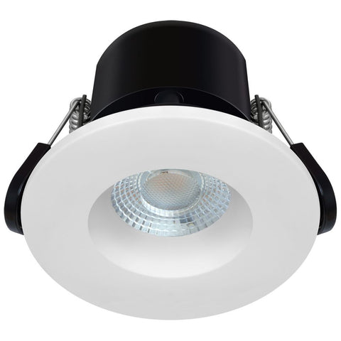 Firesafe Eco Downlight with Interchangable Bezel