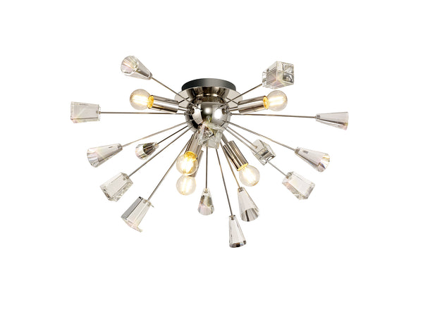 Bio Semi FLush Ceiling Light
