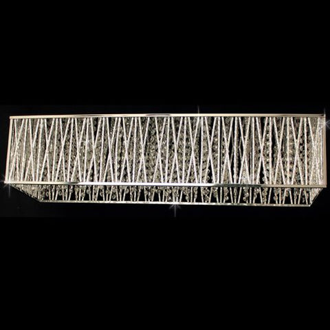 Impex Melenki 8 light crystal bar