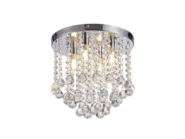 Crystal Shower Ceiling Light