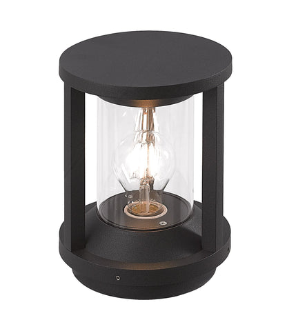 Hourglass Pillar Lamp