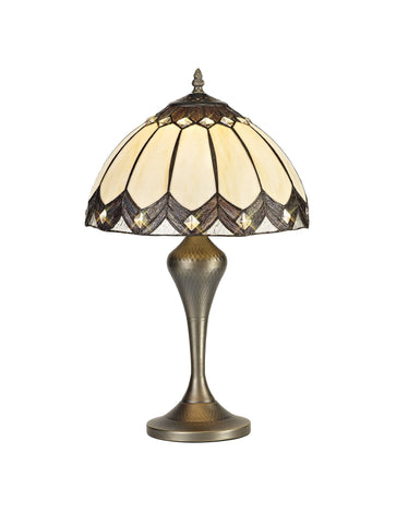 Martini Tiffany Table Lamp