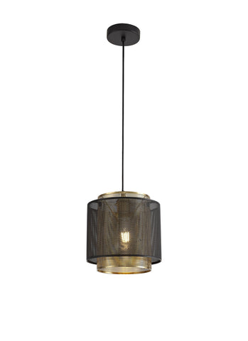Mesh Single Pendant Light