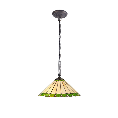 Parlour Tiffany Pendant Light