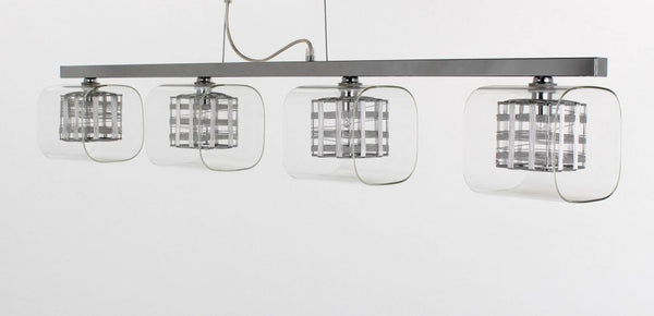 Impex Avignon 4 Cube Bar Light