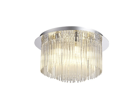 Rain Semi Flush Ceiling Light