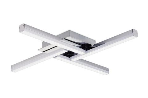 Strike Led Ceiling Fitting