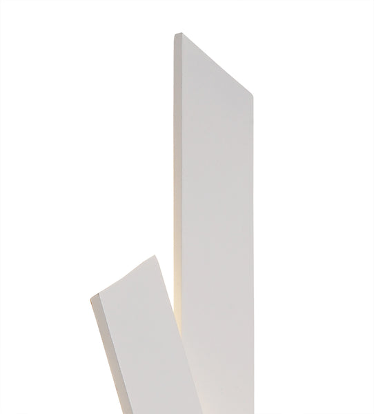 Twisted Wall Light
