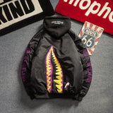 Men Jacket Shark