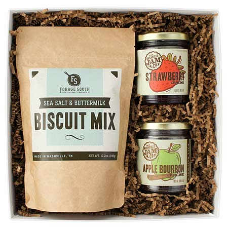 Biscuits and Jam Gift Set