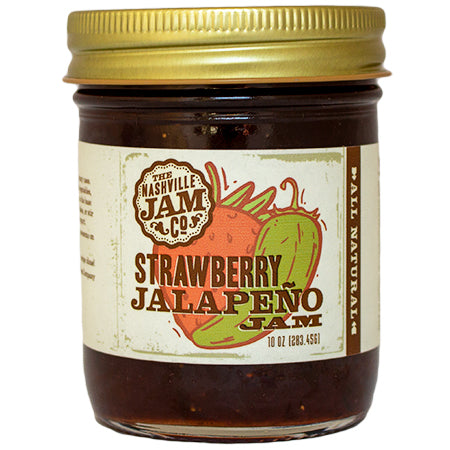 Strawberry Jalepeno Jam