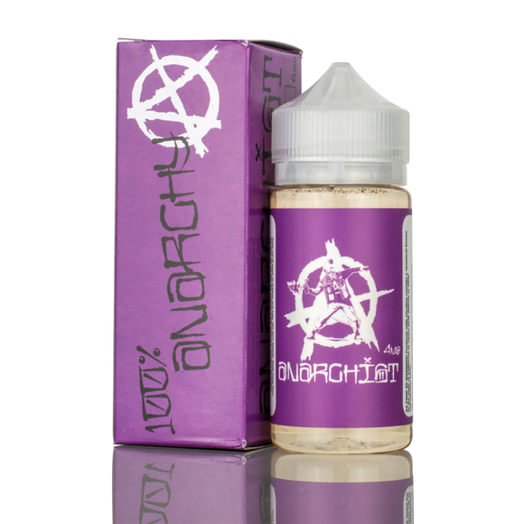 Anarchist Purple 100ml by Local Vape  - Vapour Titan Australia
