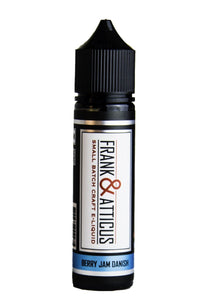 Frank & Atticus Berry Jam Danish 60ml-E-Liquid-Vapour Titan